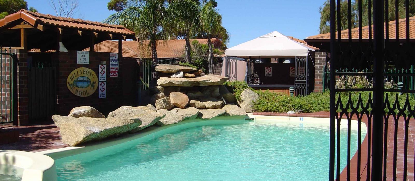 Hotel Wave Rock Motel Australia