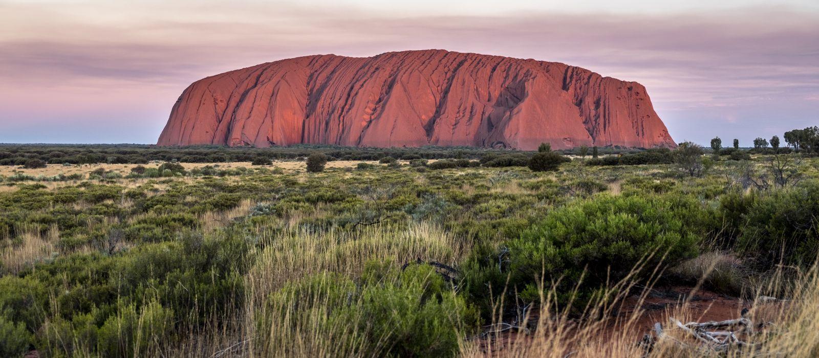 Destination Ayers Rock/ Uluru Australia