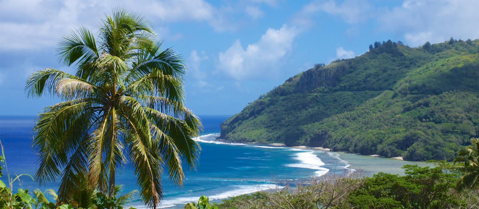 Reiseziel Rurutu Französisch Polynesien