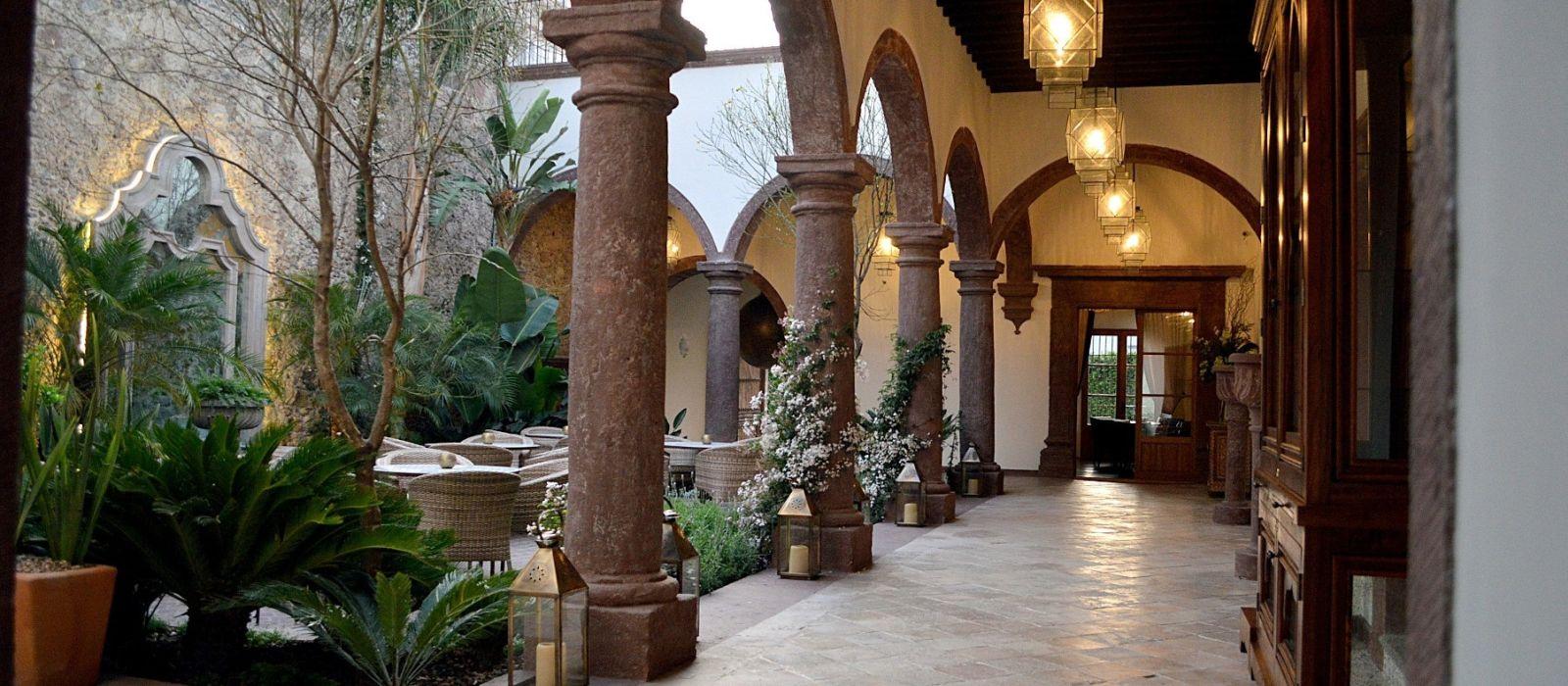 Hotel Casa Blanca 7 Mexiko
