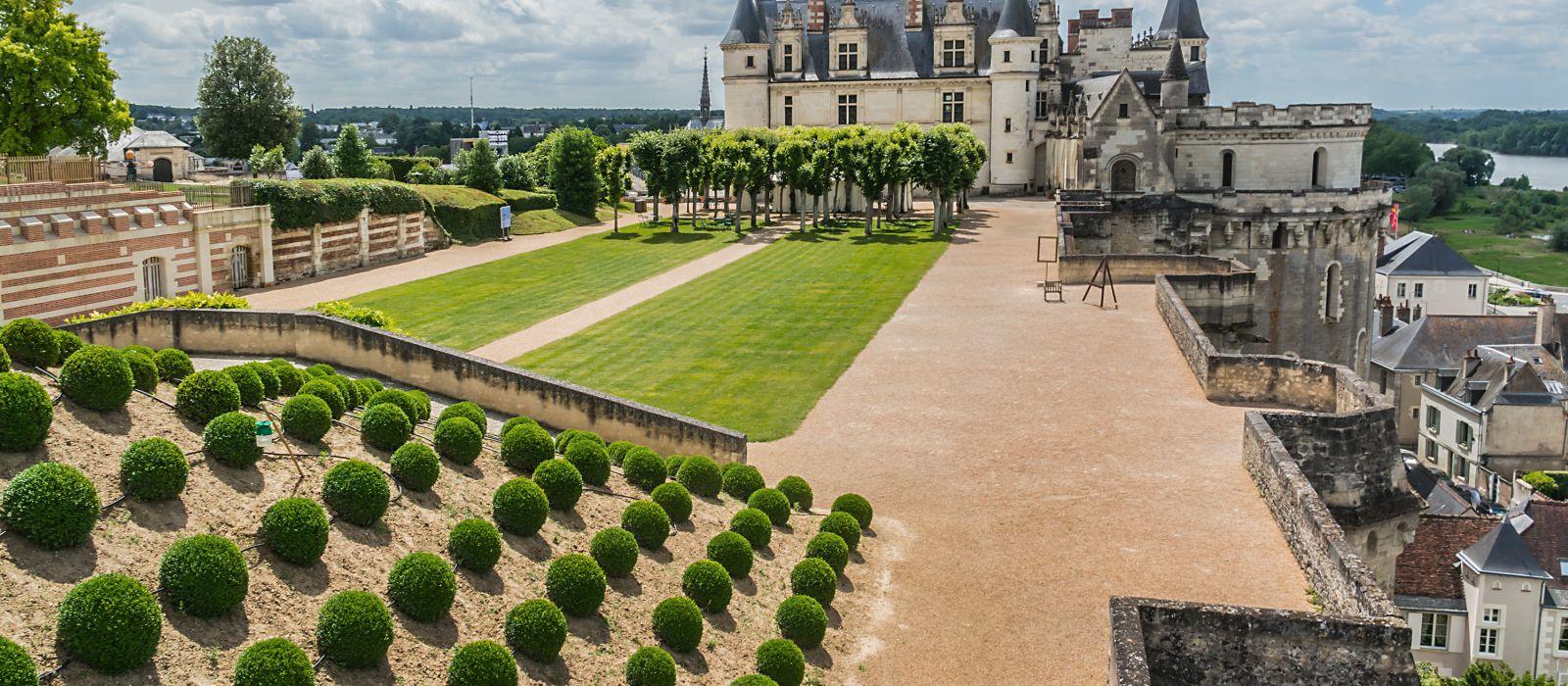 Destination Loire Valley East France