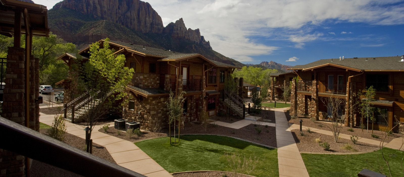 Hotel Cable Mountain Lodge USA