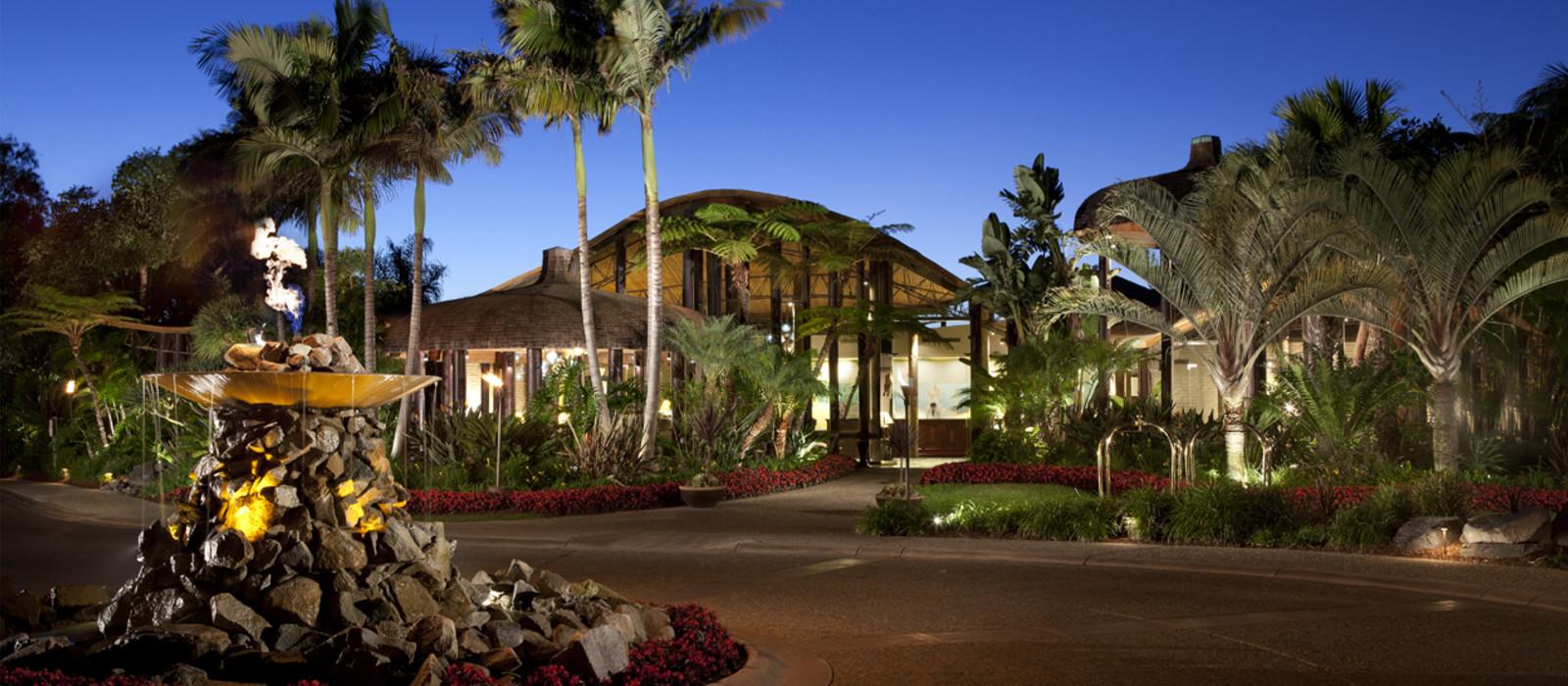 Hotel Paradise Point Resort & Spa USA