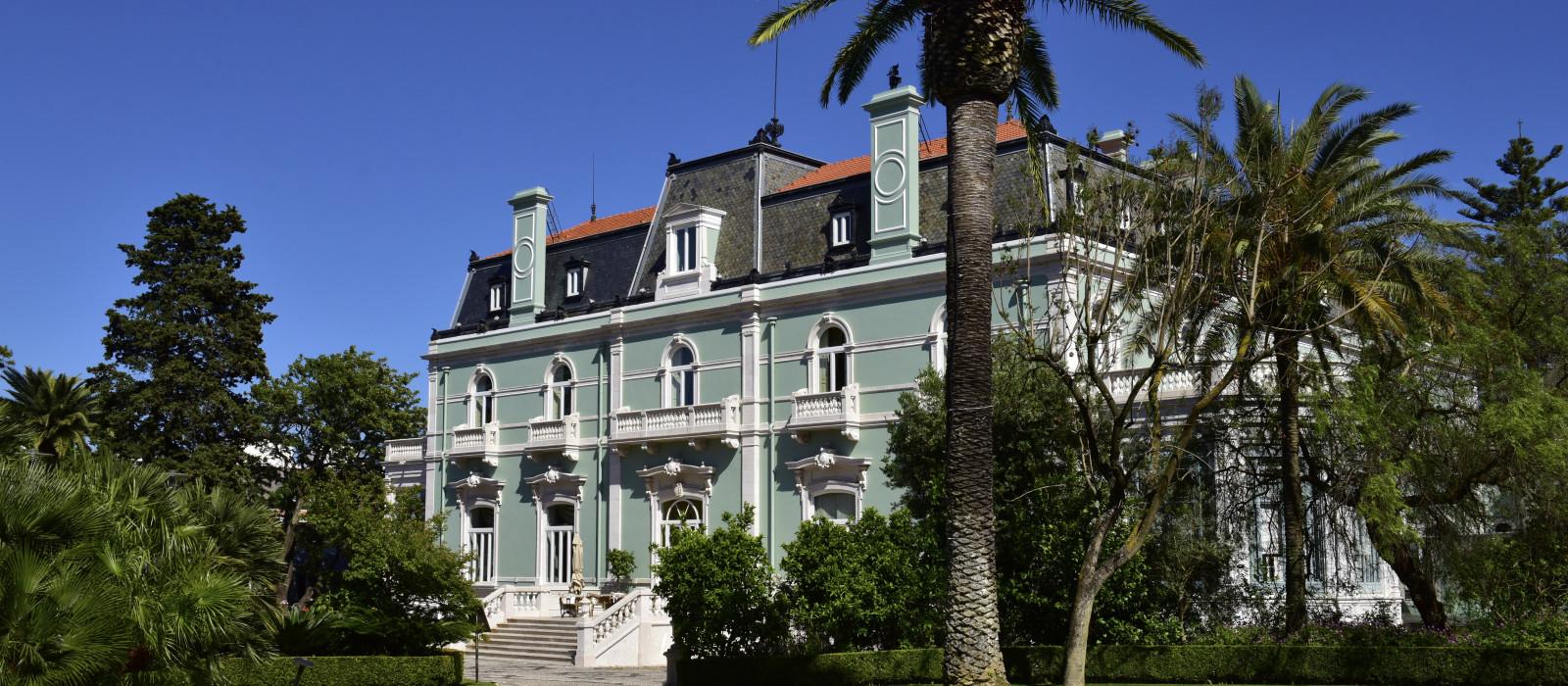 Hotel Pestana Palace Lisboa Portugal