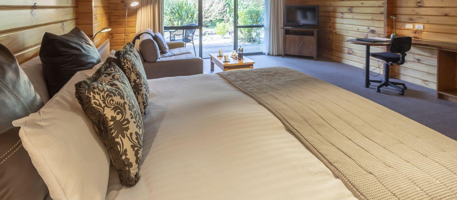 Hotel Westwood Lodge Neuseeland