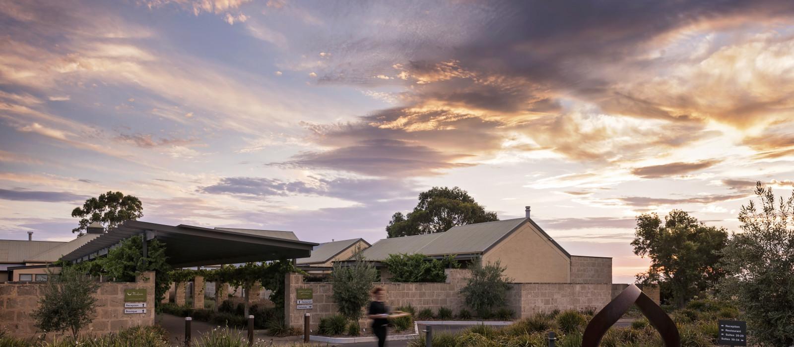 Hotel The Louise Barossa Valley Australien