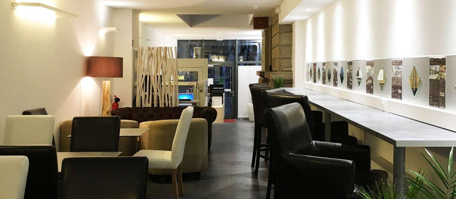 Hotel Adonis Hôtel Strasbourg France