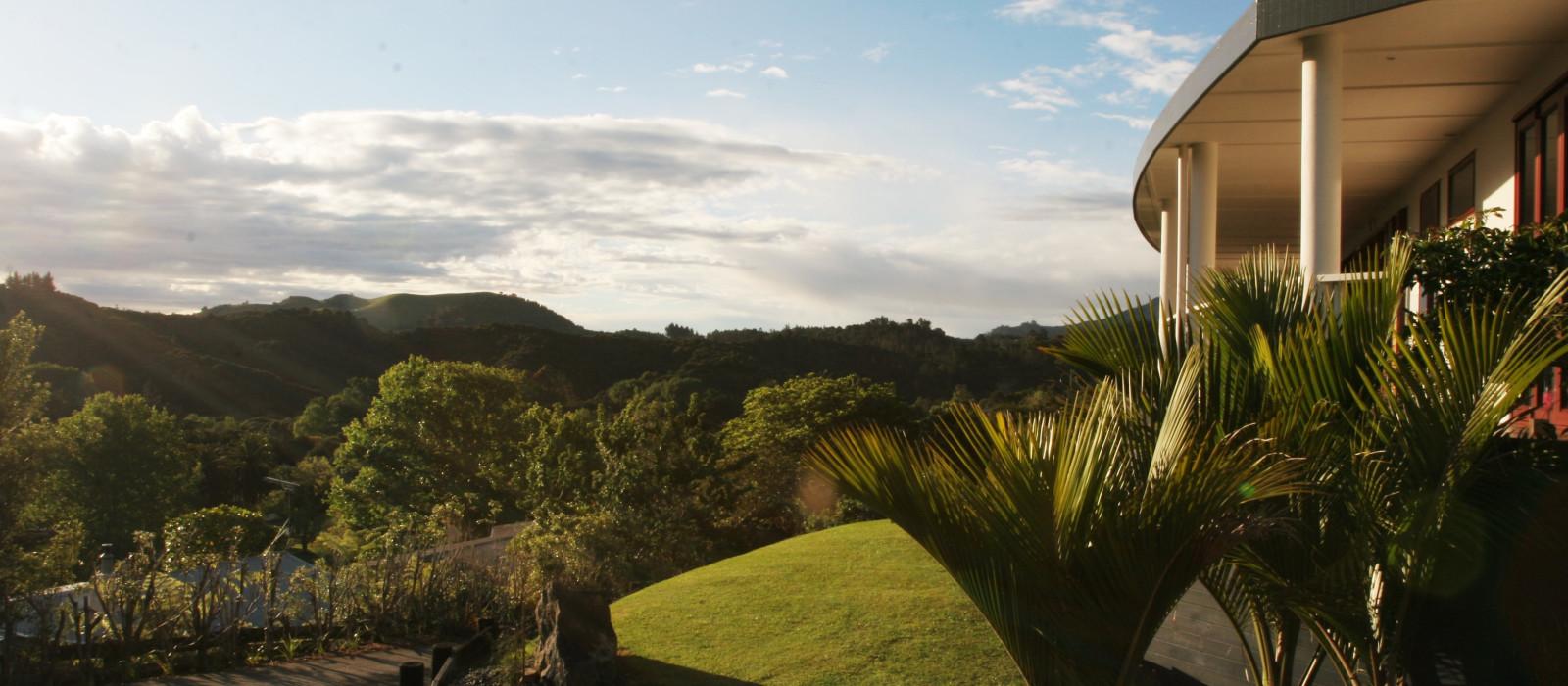 Hotel Coromandel Views B&B New Zealand