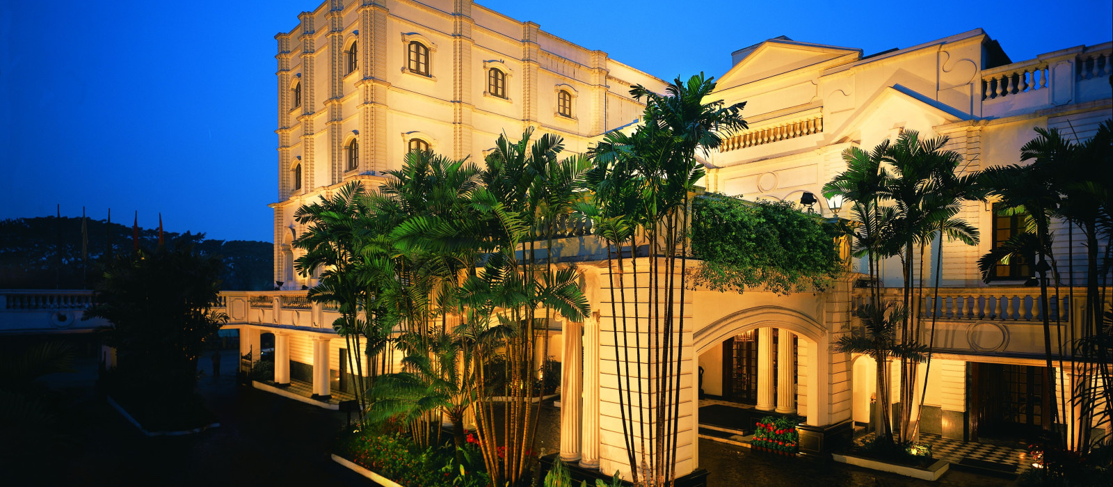 Hotel The Oberoi Grand, Kolkata Ostindien