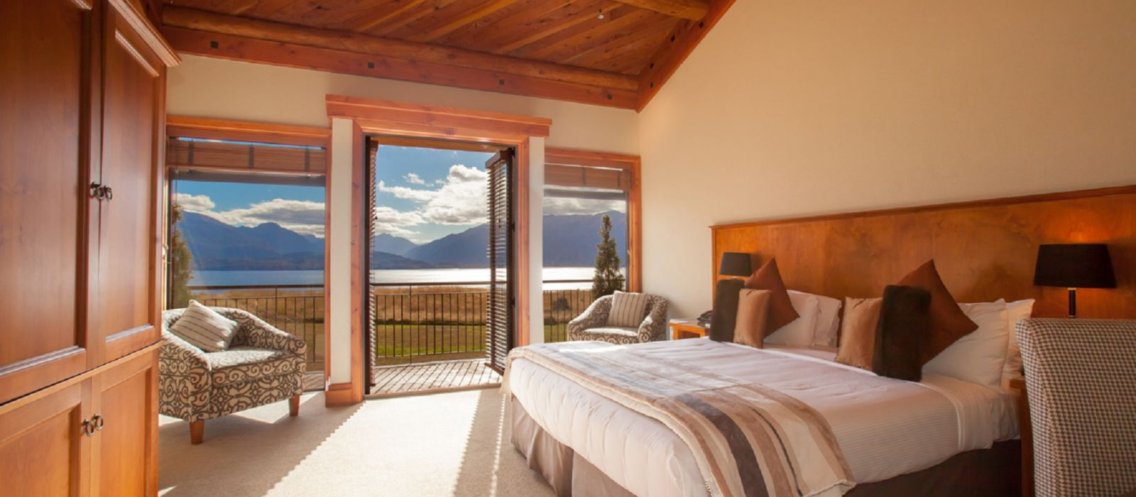 Hotel Fiordland Lodge New Zealand