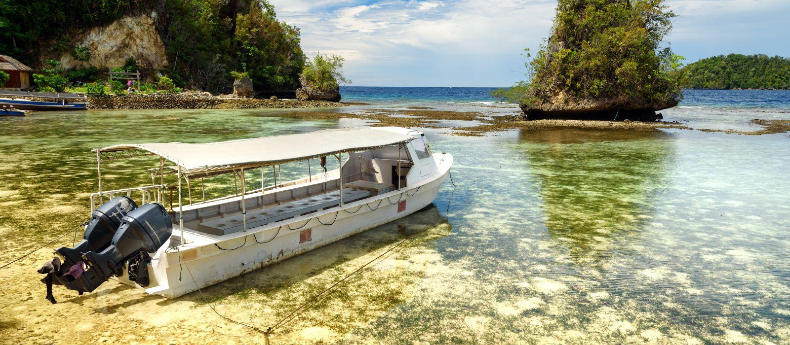 Hotel Kadidiri Paradise Resort Indonesien