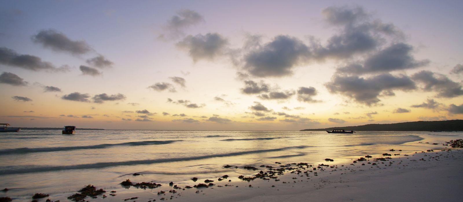 Hotel Bara Beach Bira Indonesien