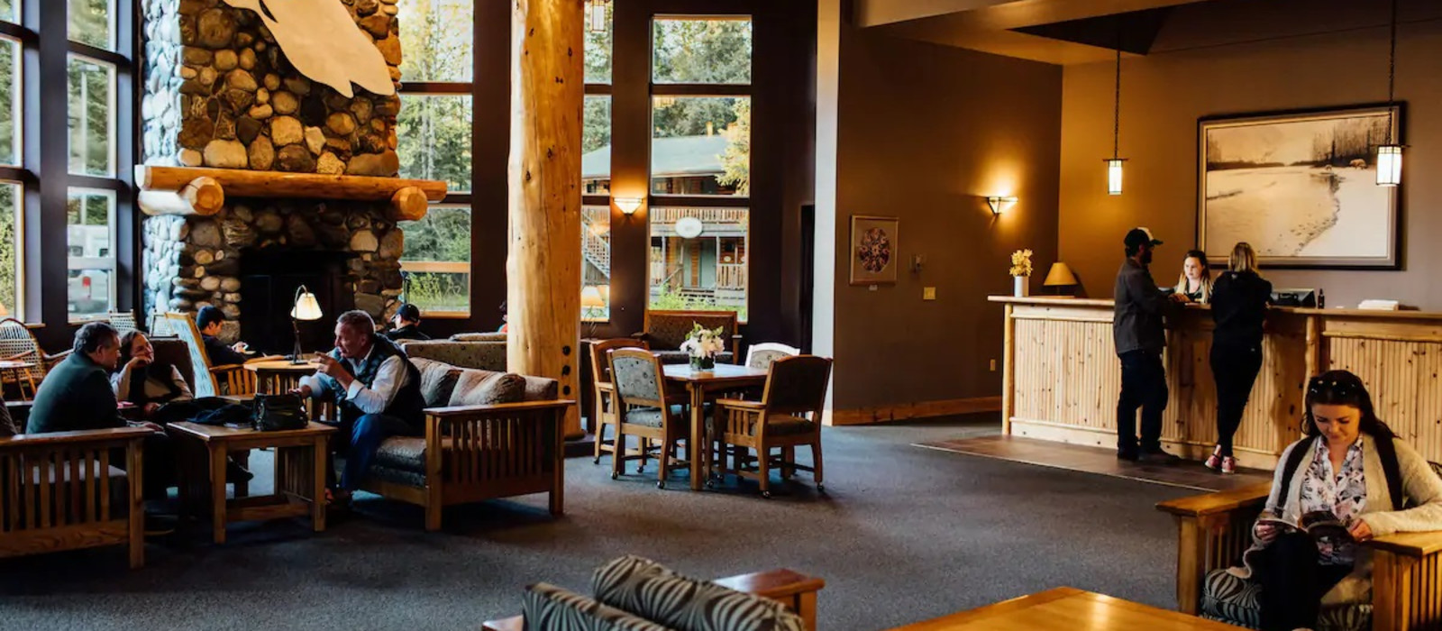 Hotel Seward Windsong Lodge Alaska