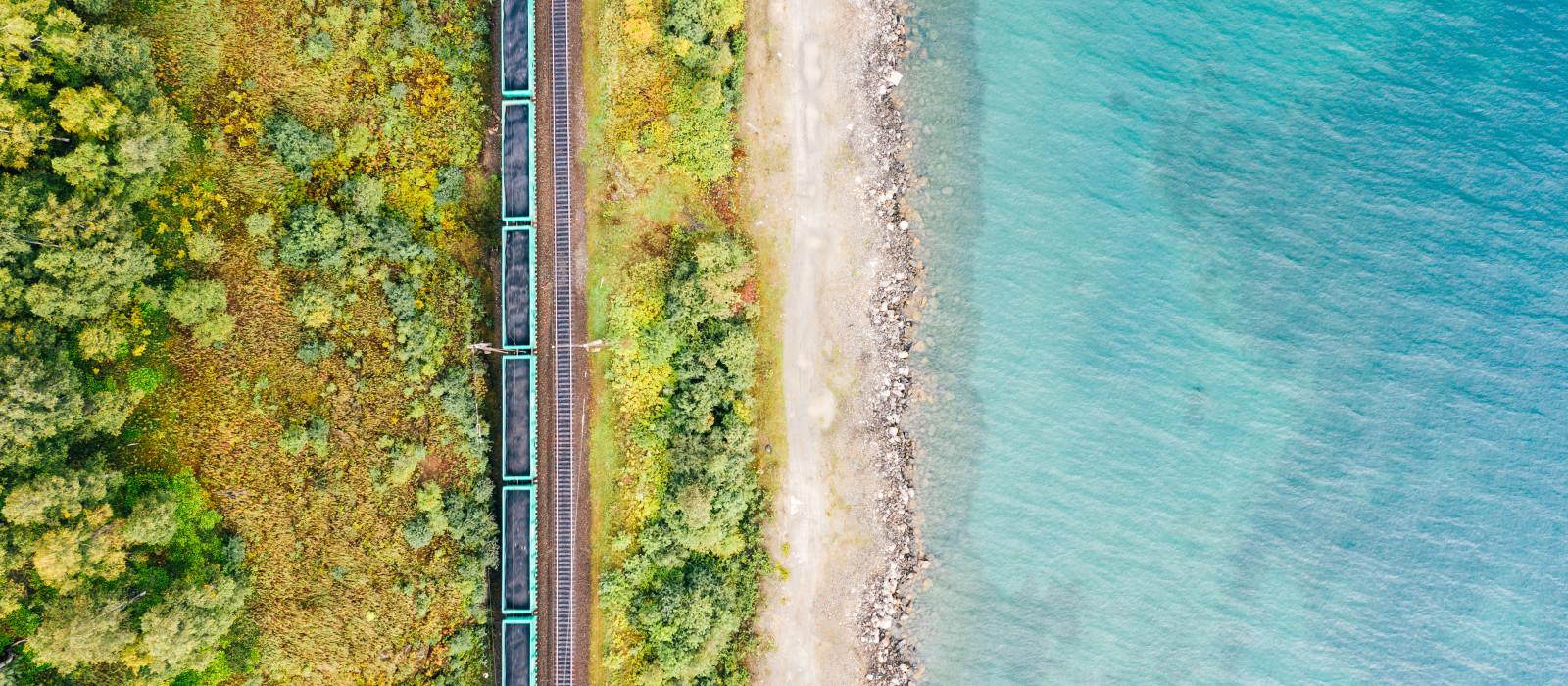 Reiseziel Transsibirische Eisenbahn – von Moskau nach Wladiwostok Russland