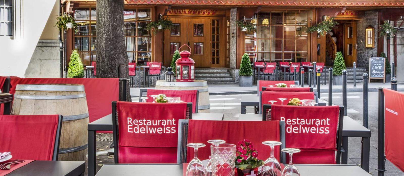 Hotel Hôtel Edelweiss %region%
