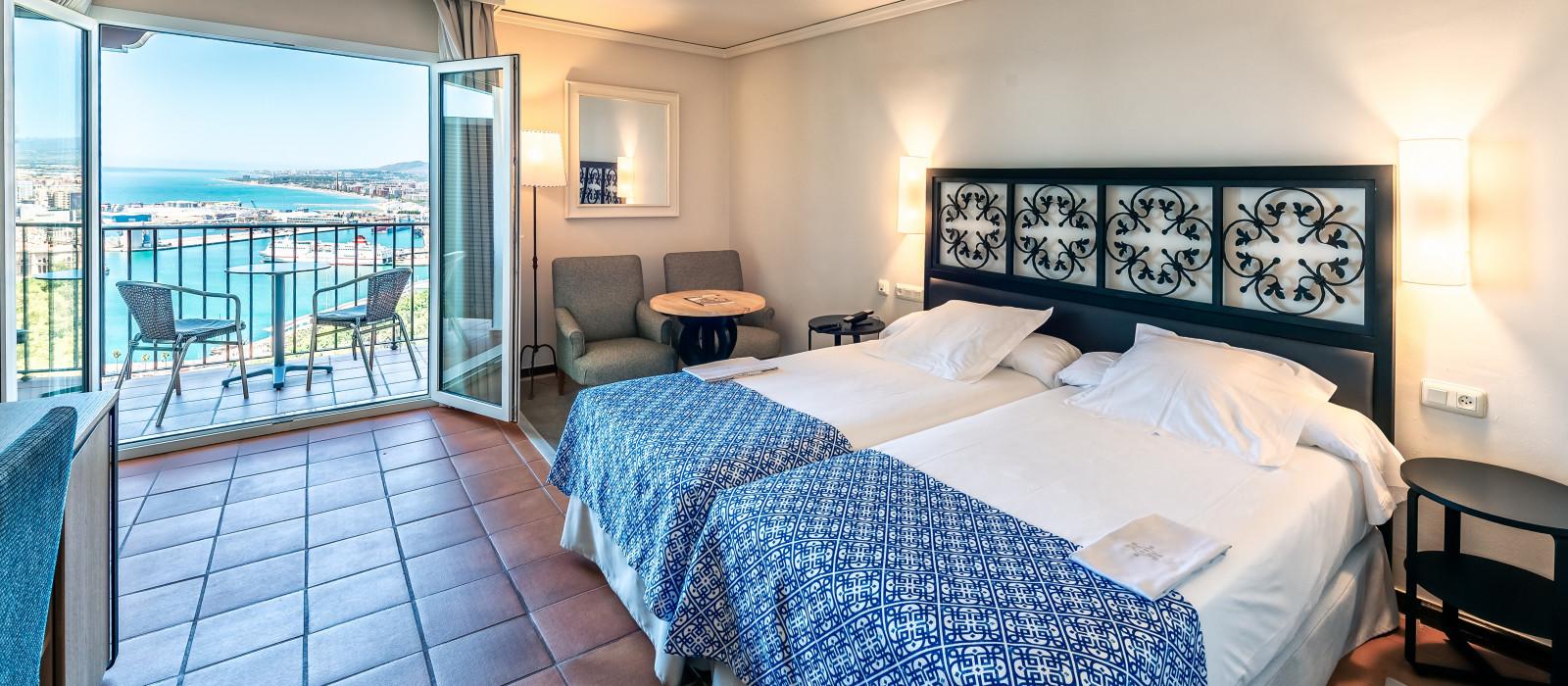 Hotel Parador Gibralfaro Spain