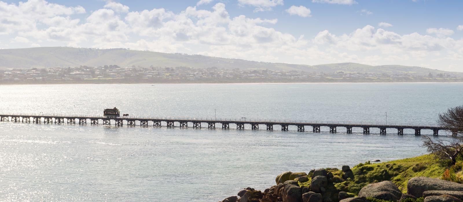 Reiseziel Victor Harbor Australien