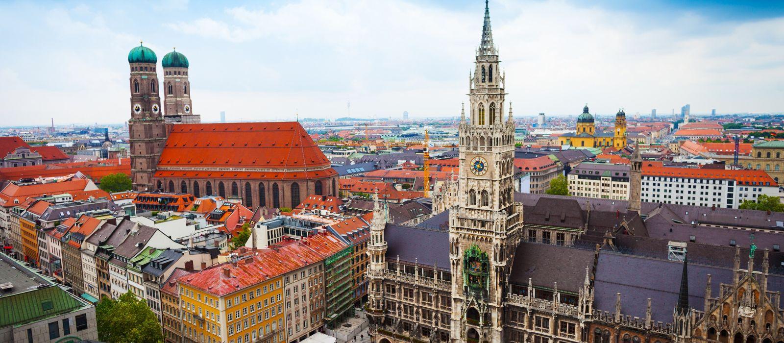 Destination Munich Germany
