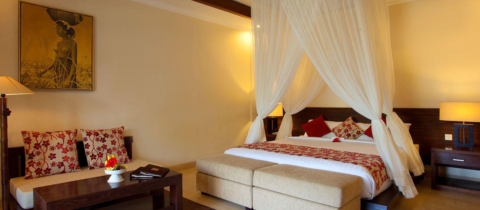 Hotel Bebek Tepi Ubud Indonesien