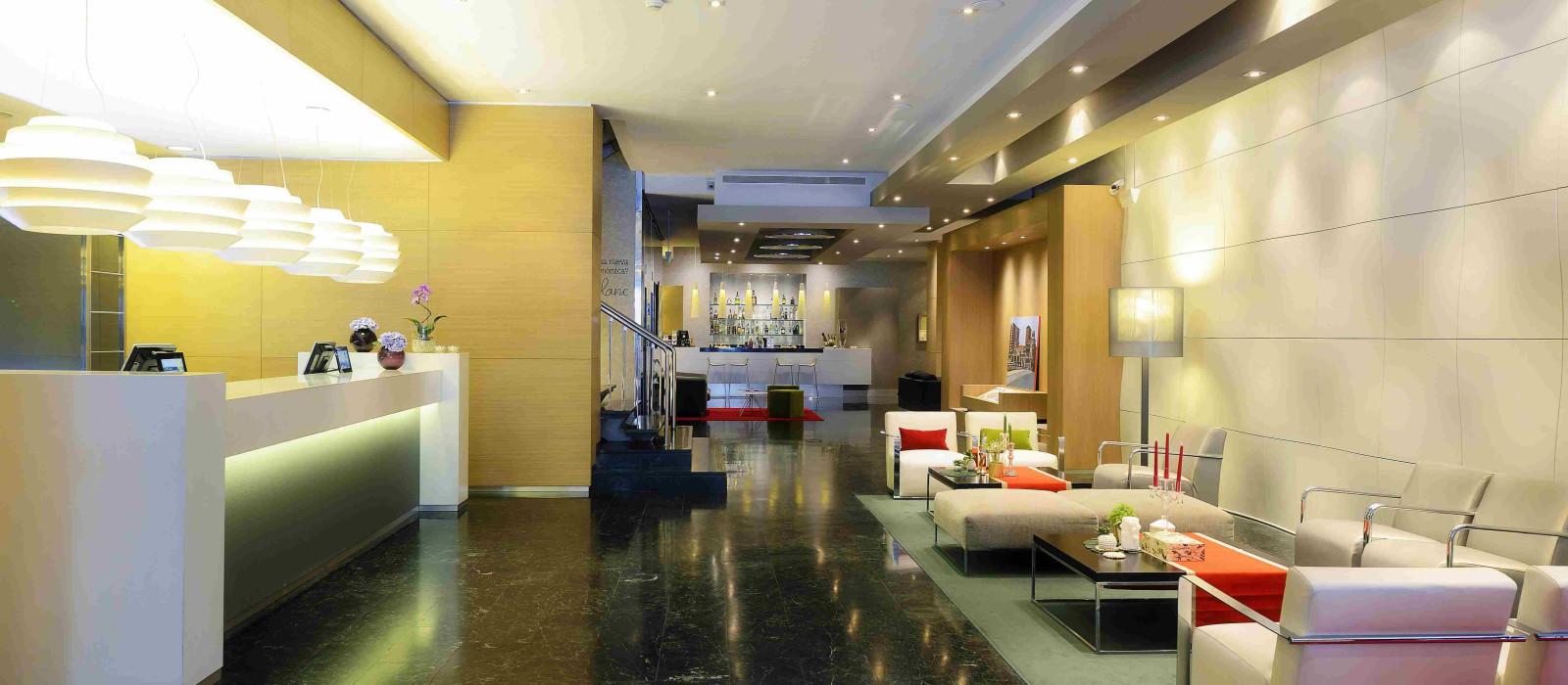 Hotel NH Collection Villa de Bilbao Spain
