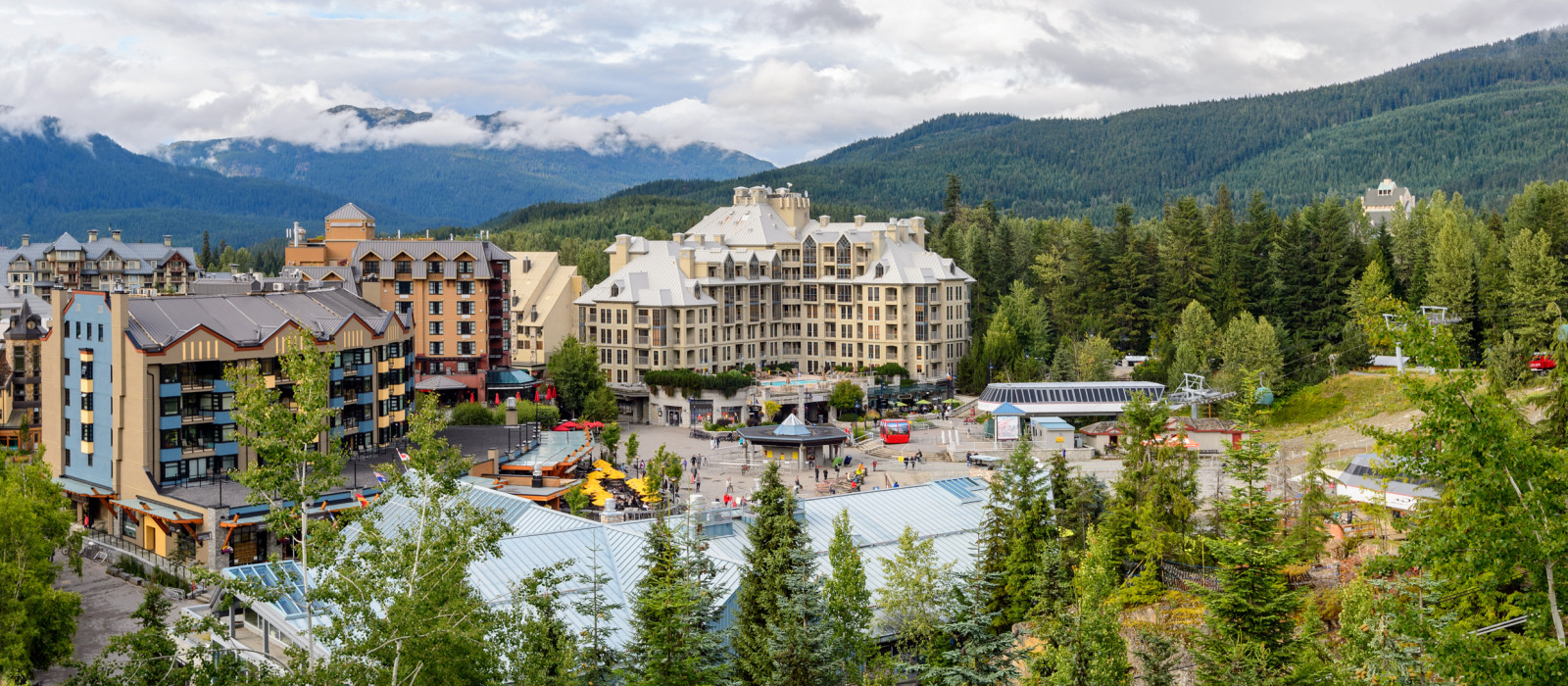 Destination Whistler Canada