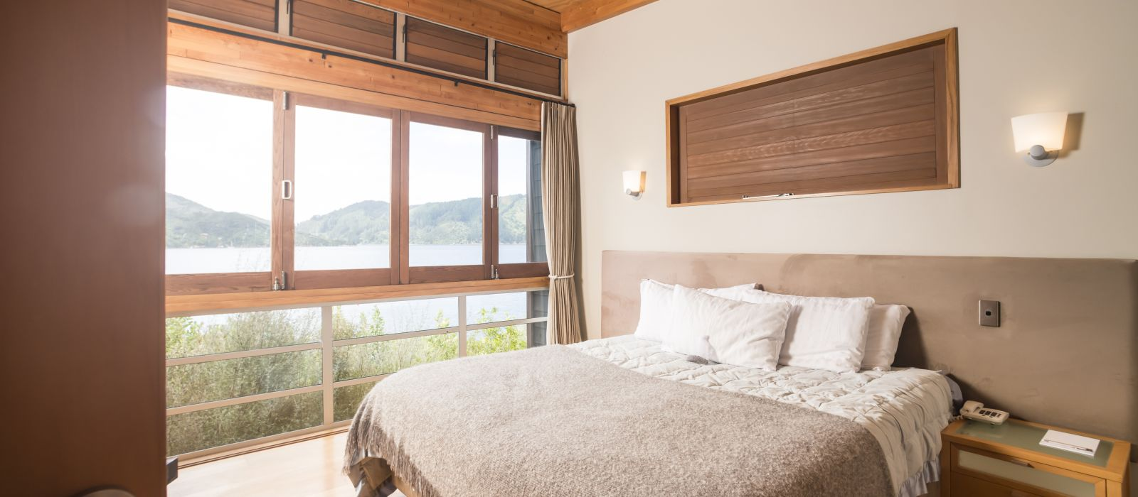Hotel Bay of Many Coves Resort Neuseeland