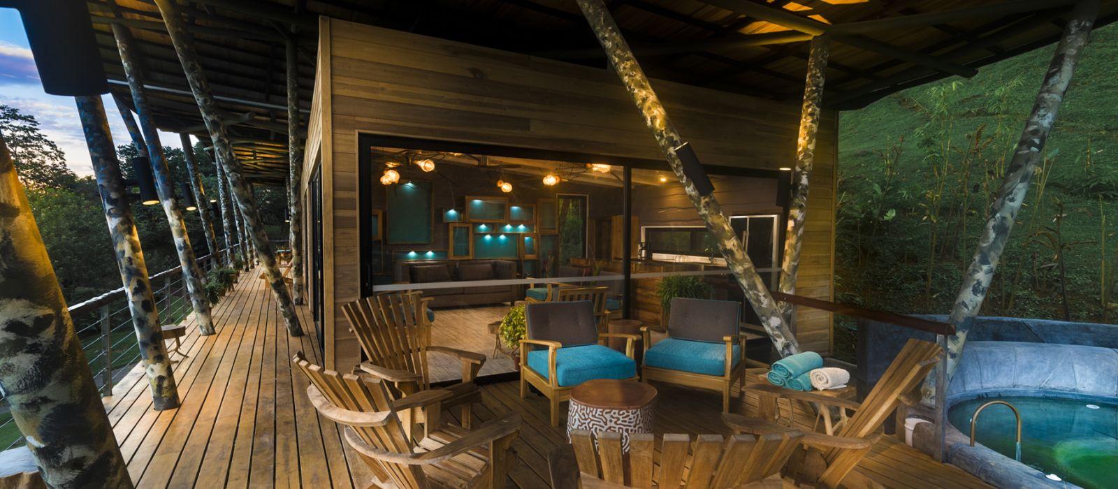 Hotel Origins Lodge Costa Rica