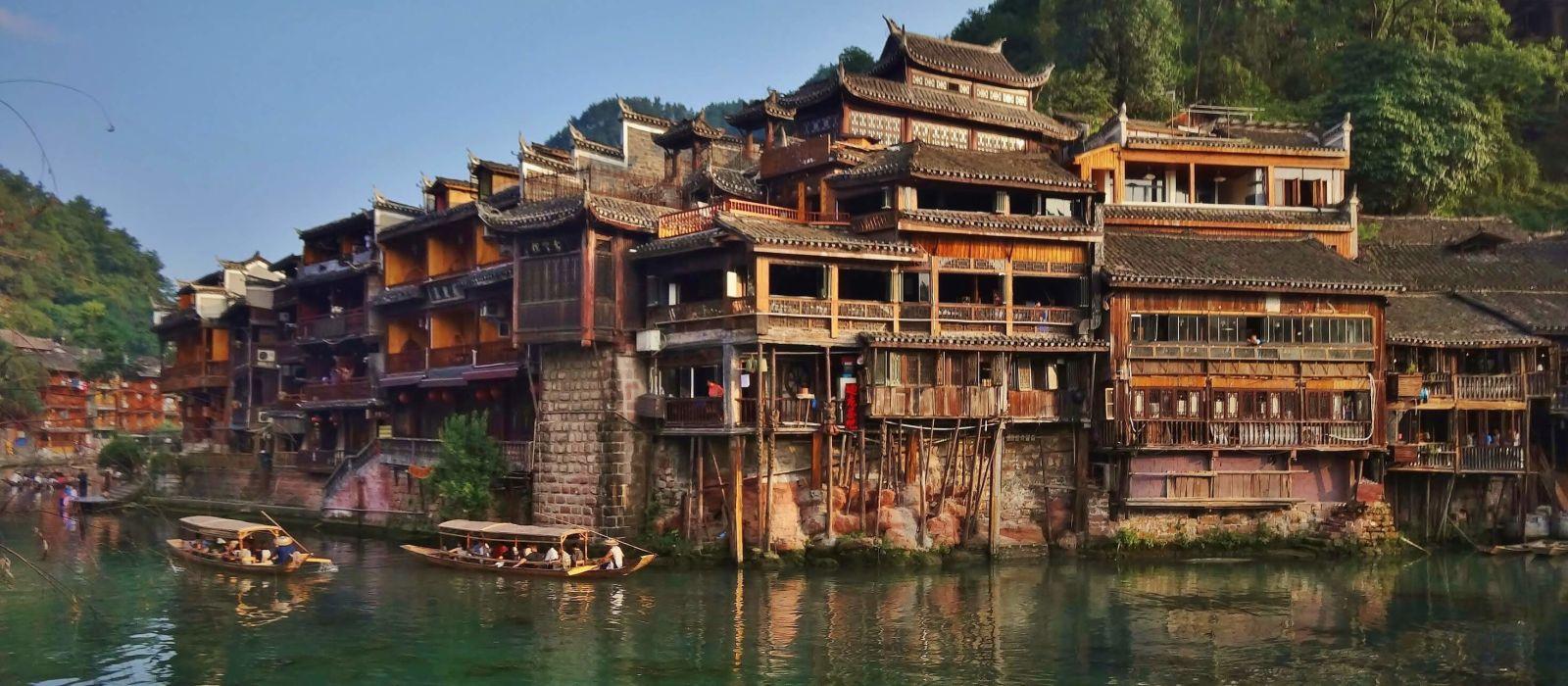 Destination Fenghuang China