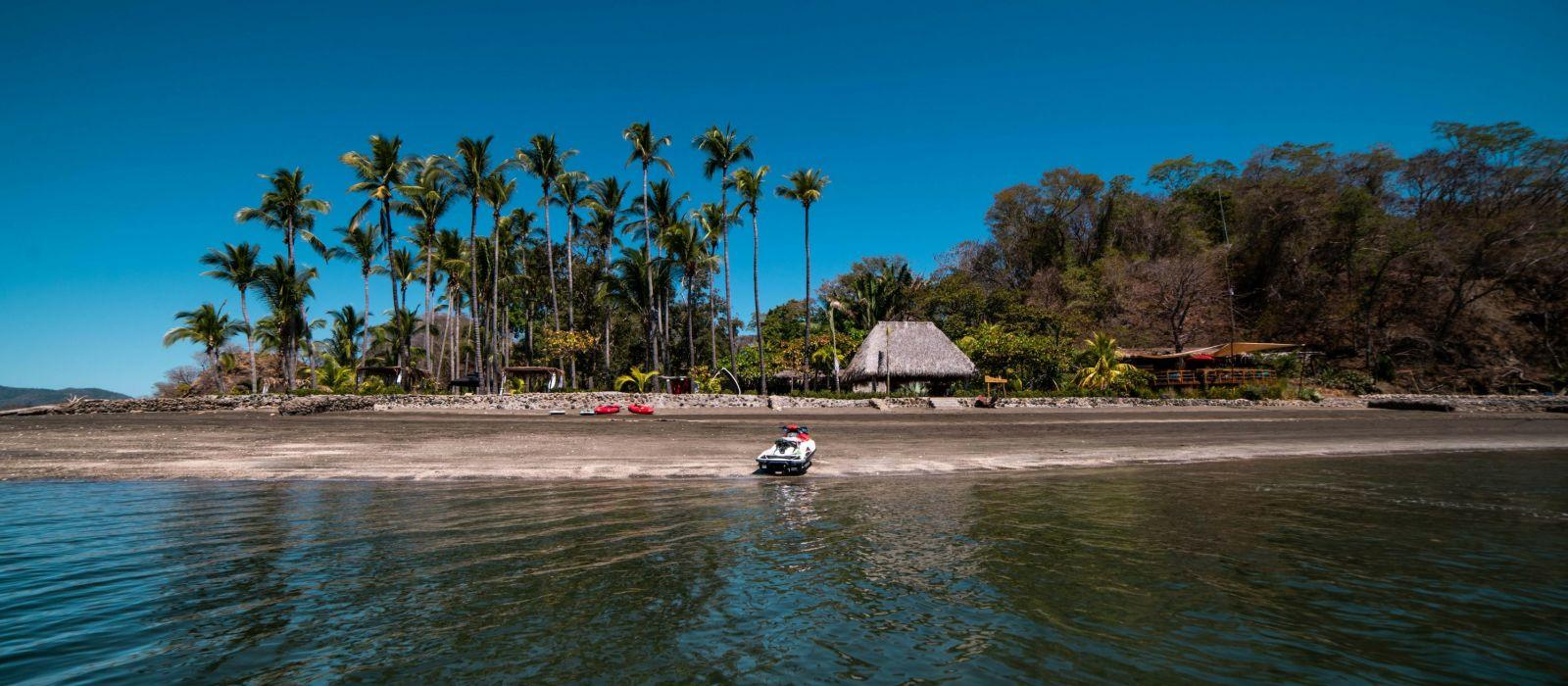 Reiseziel Nördliche Pazifikküste Costa Rica