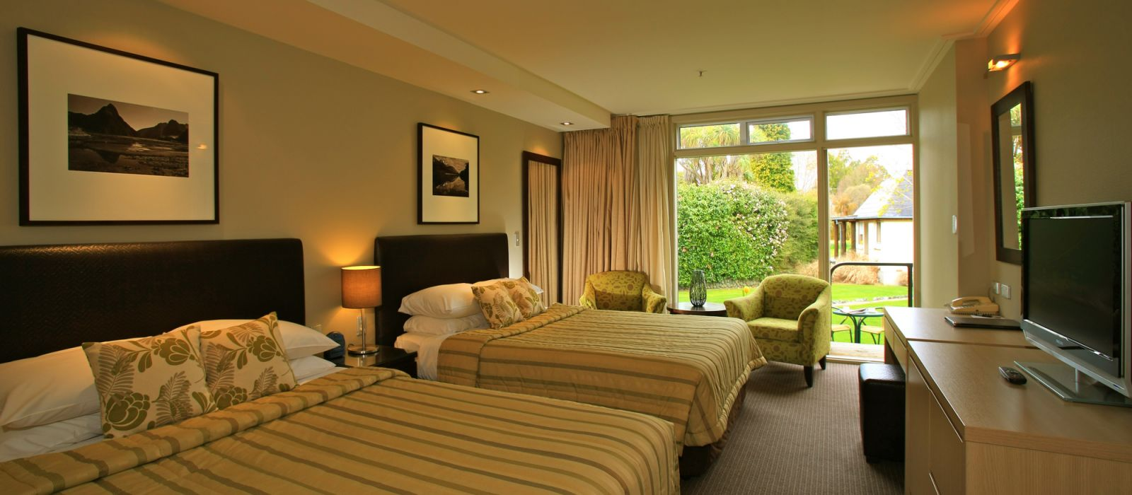 Hotel Distinction  & Villas Neuseeland