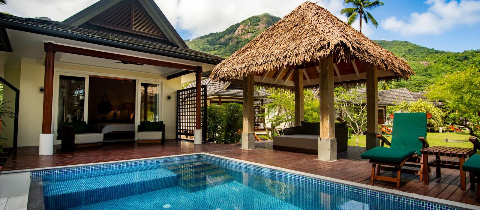 Hotel Hilton Labriz Silhouette Island Seychelles