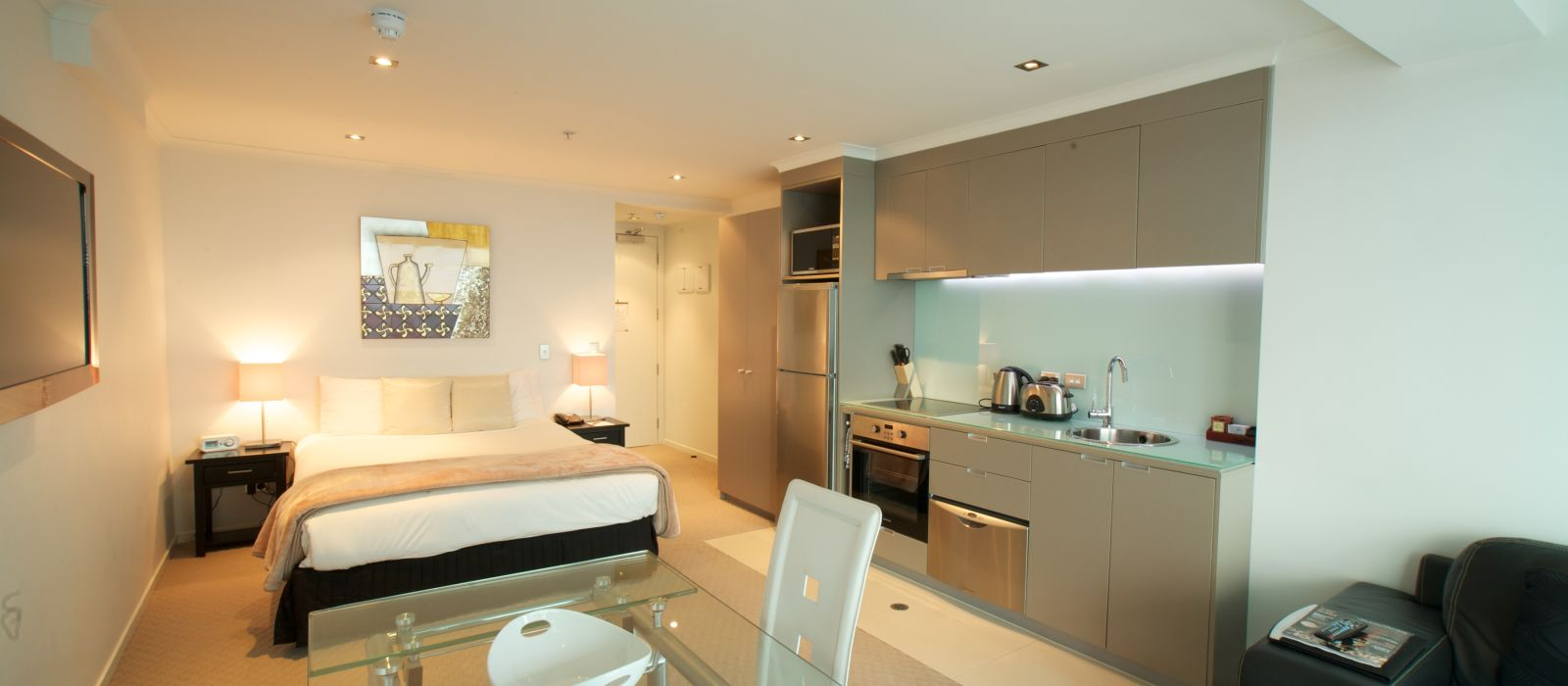 Hotel Distinction WLG Neuseeland