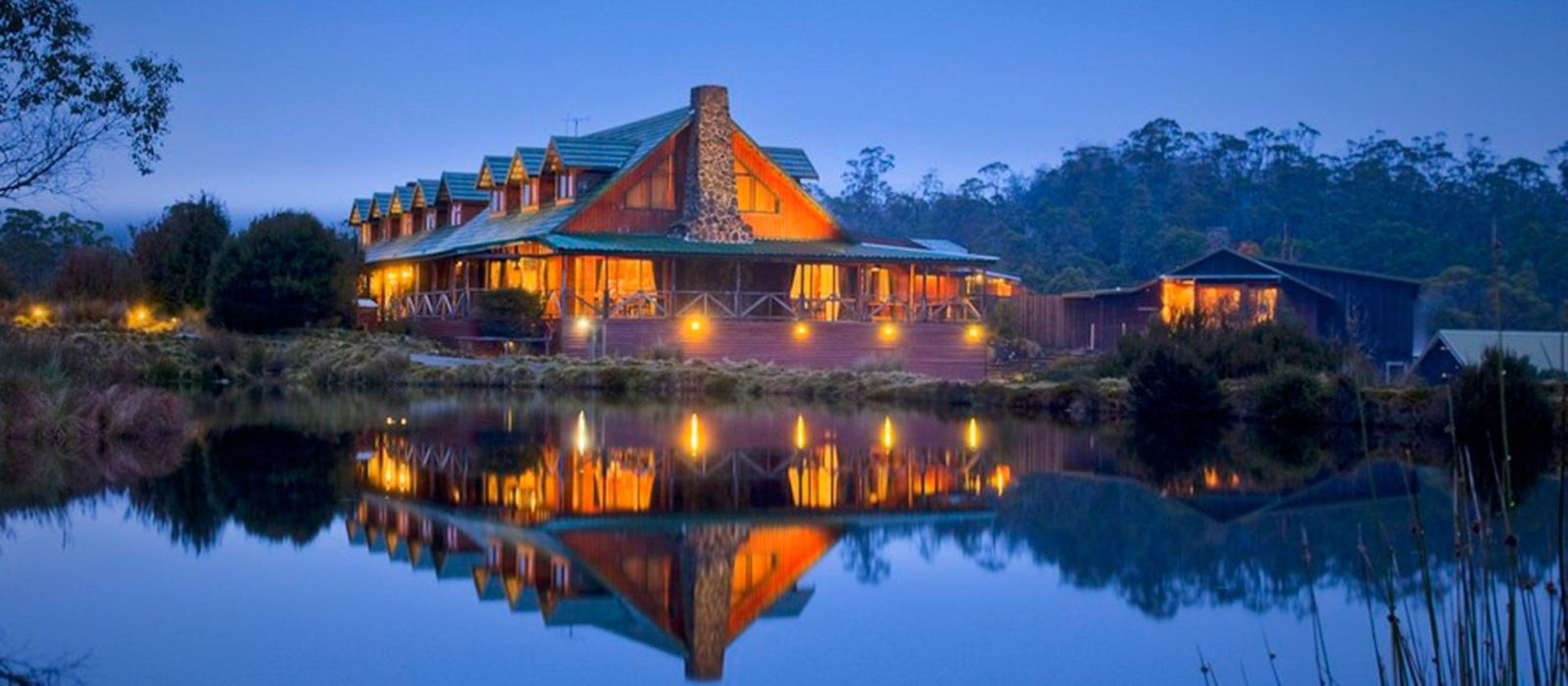 Hotel Peppers Cradle Mountain Lodge Australien