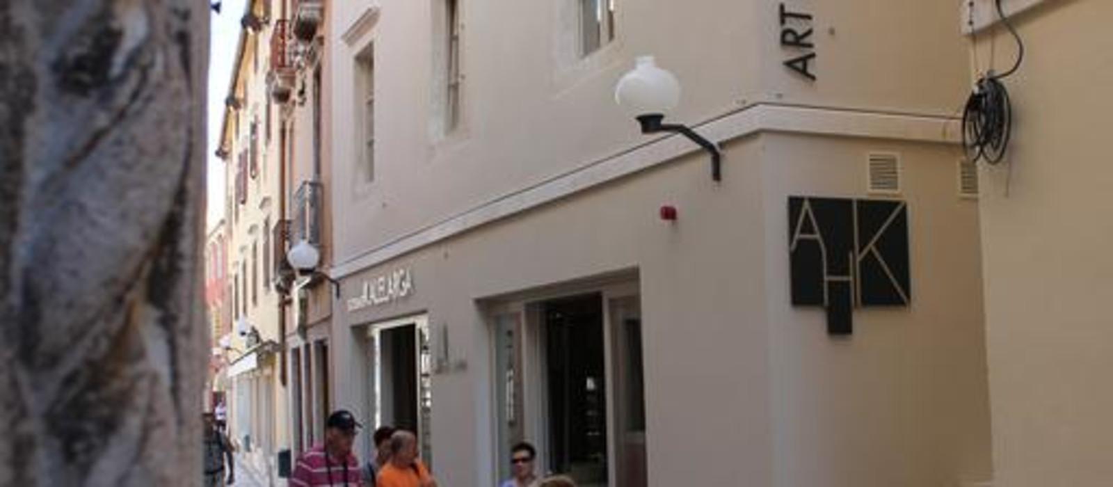 Hotel Art  Kalelarga Croatia & Slovenia