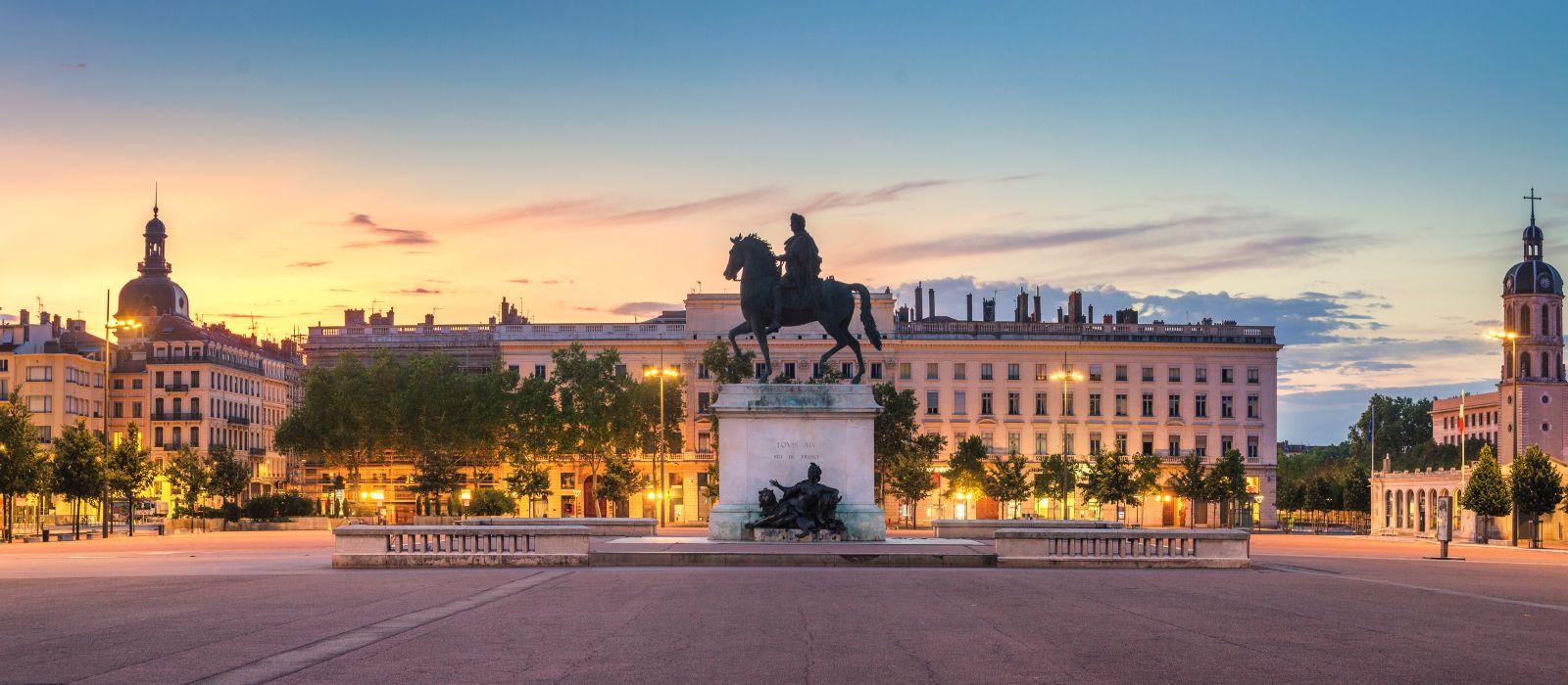 Destination Lyon France