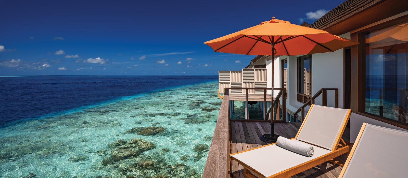 Hotel OBLU SELECT at Sangeli Maldives