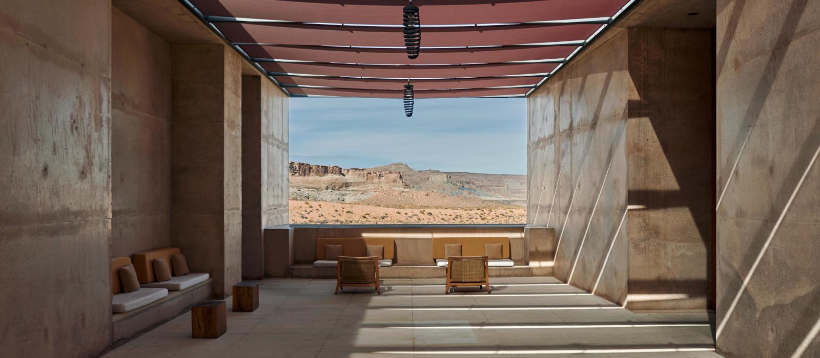 Hotel Amangiri USA