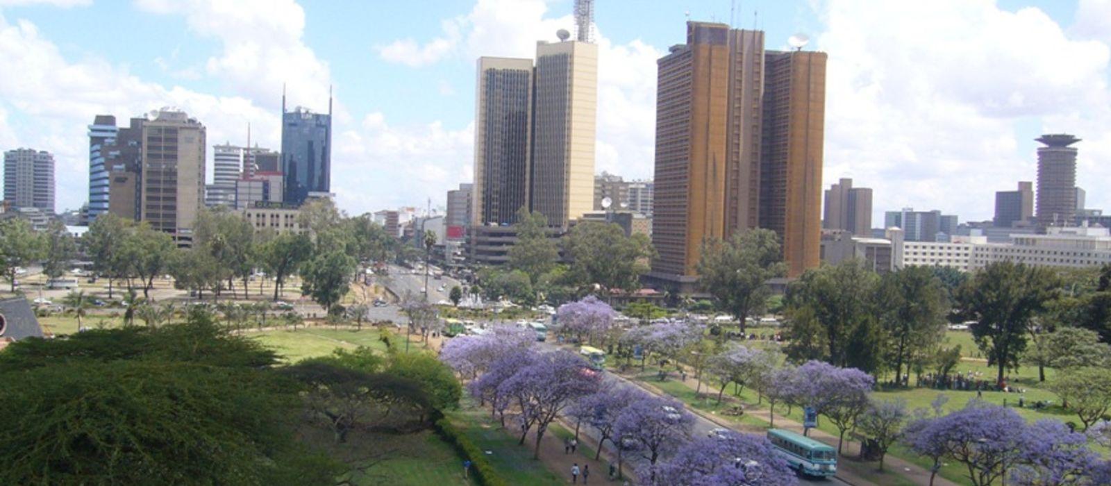 Hotel House of Waine Kenia