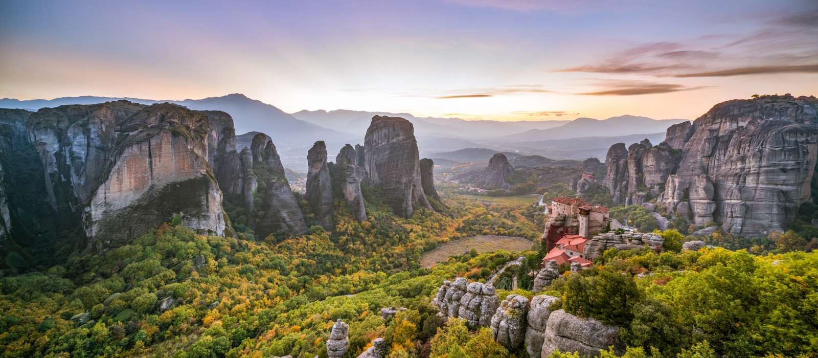 Destination Meteora Greece