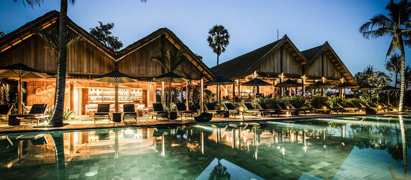 Hotel Phum Baitang Resort Kambodscha