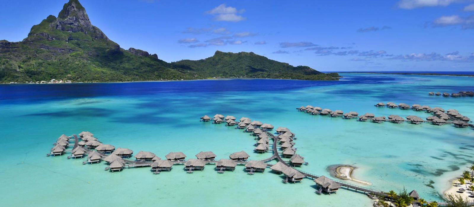 Hotel InterContinental Bora Bora Resort Thalasso French Polynesia