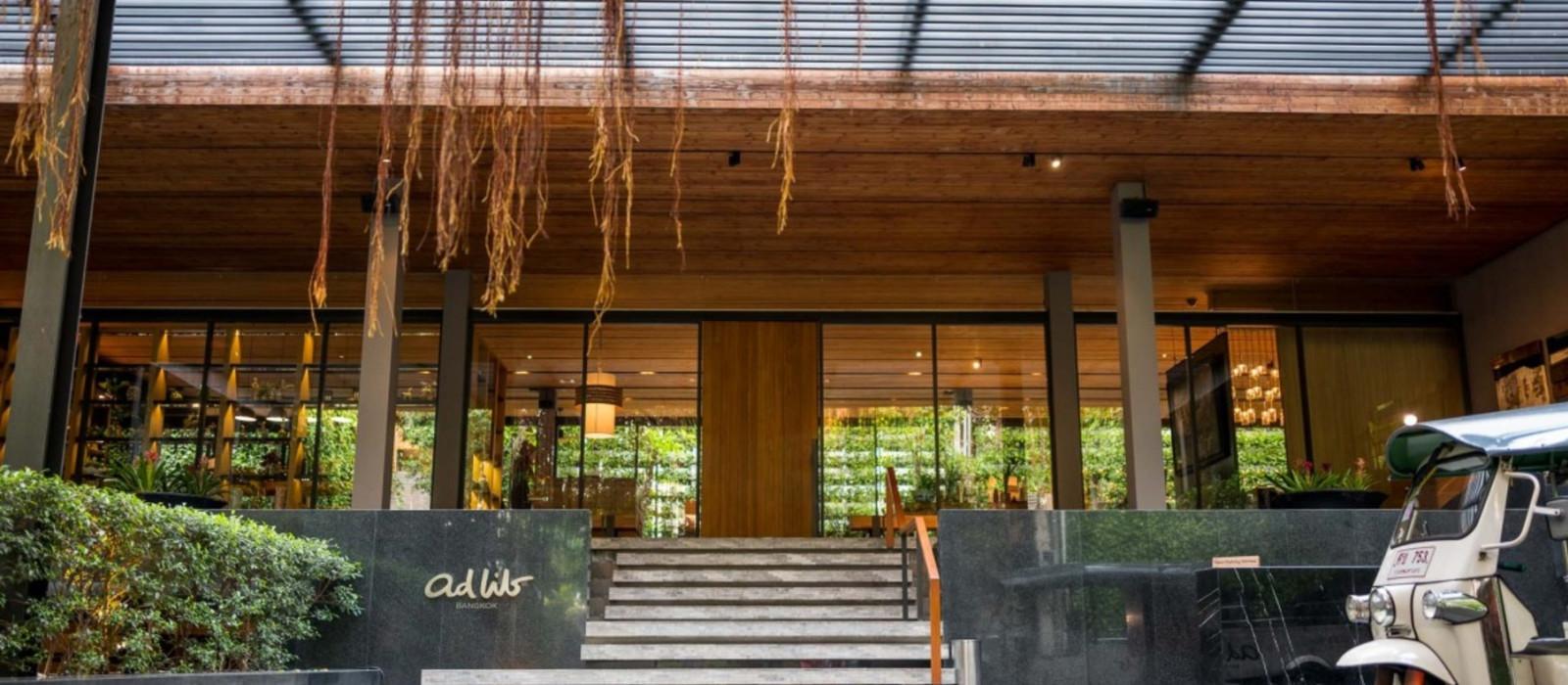 Hotel Ad Lib Bangkok  Thailand