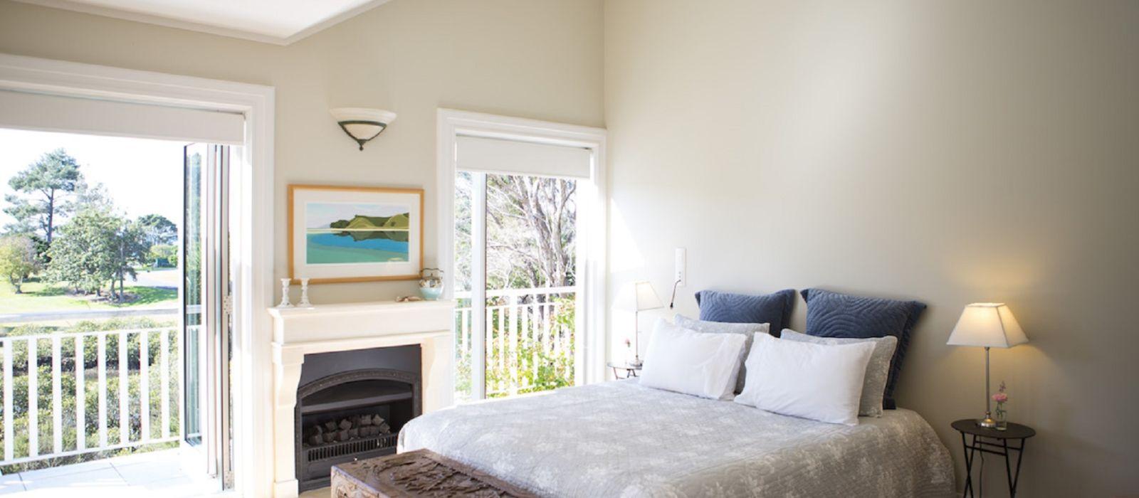 Hotel 970 Lonely Bay Lodge Neuseeland