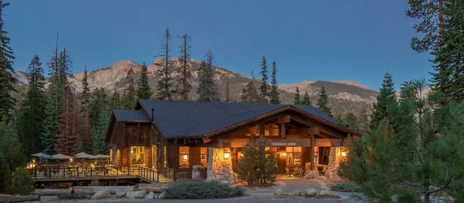 Hotel Wuksachi Lodge USA
