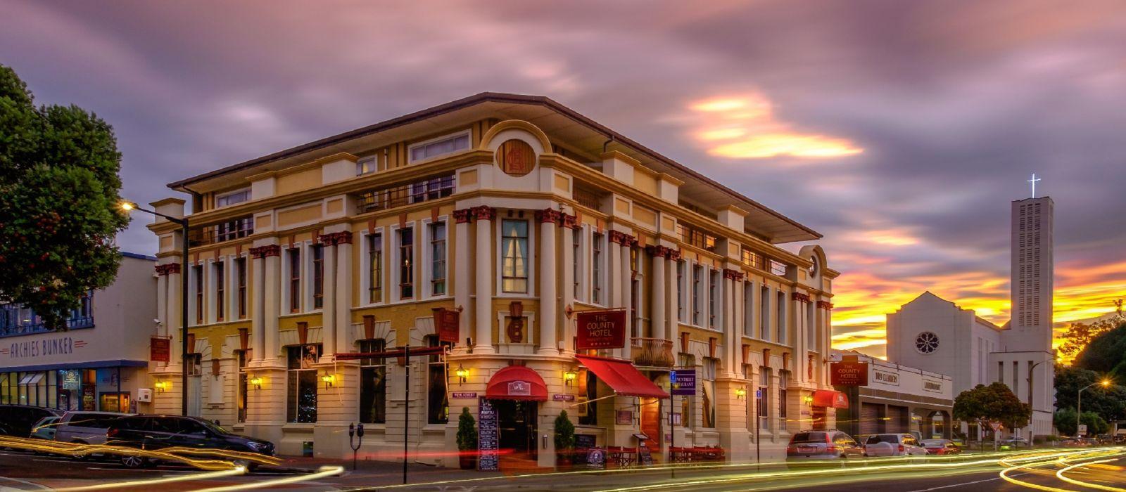 Hotel The County  Neuseeland