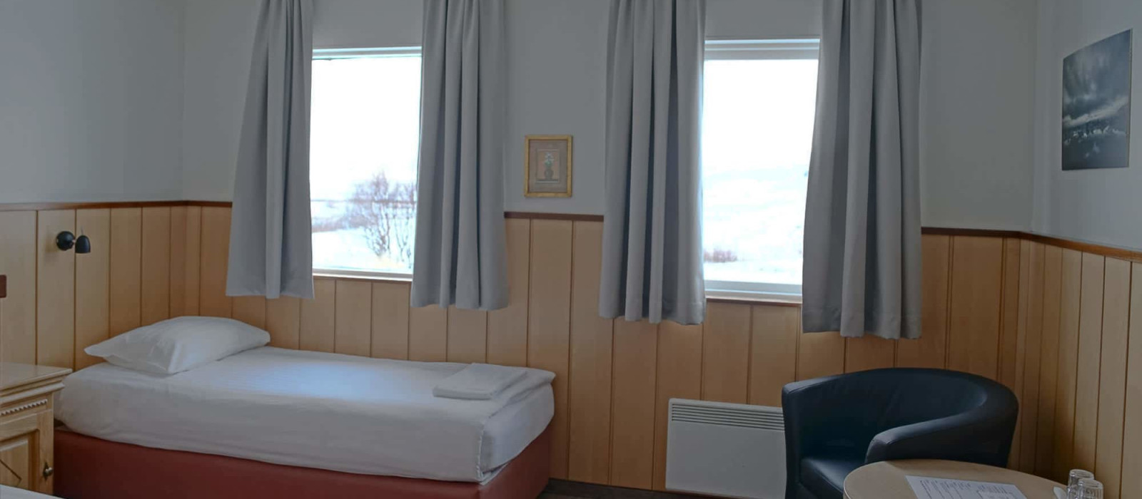 Hotel  Skaftafell Iceland