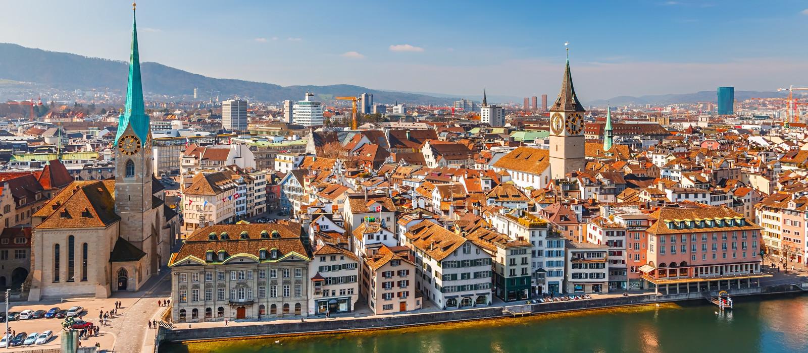 Destination Zürich Switzerland