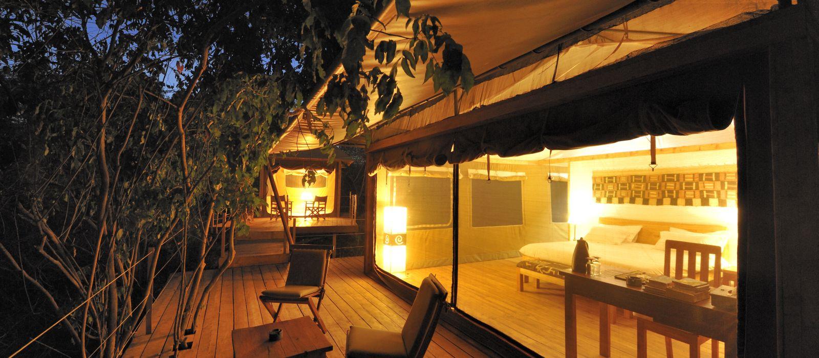 Hotel Rhino River Camp Kenia