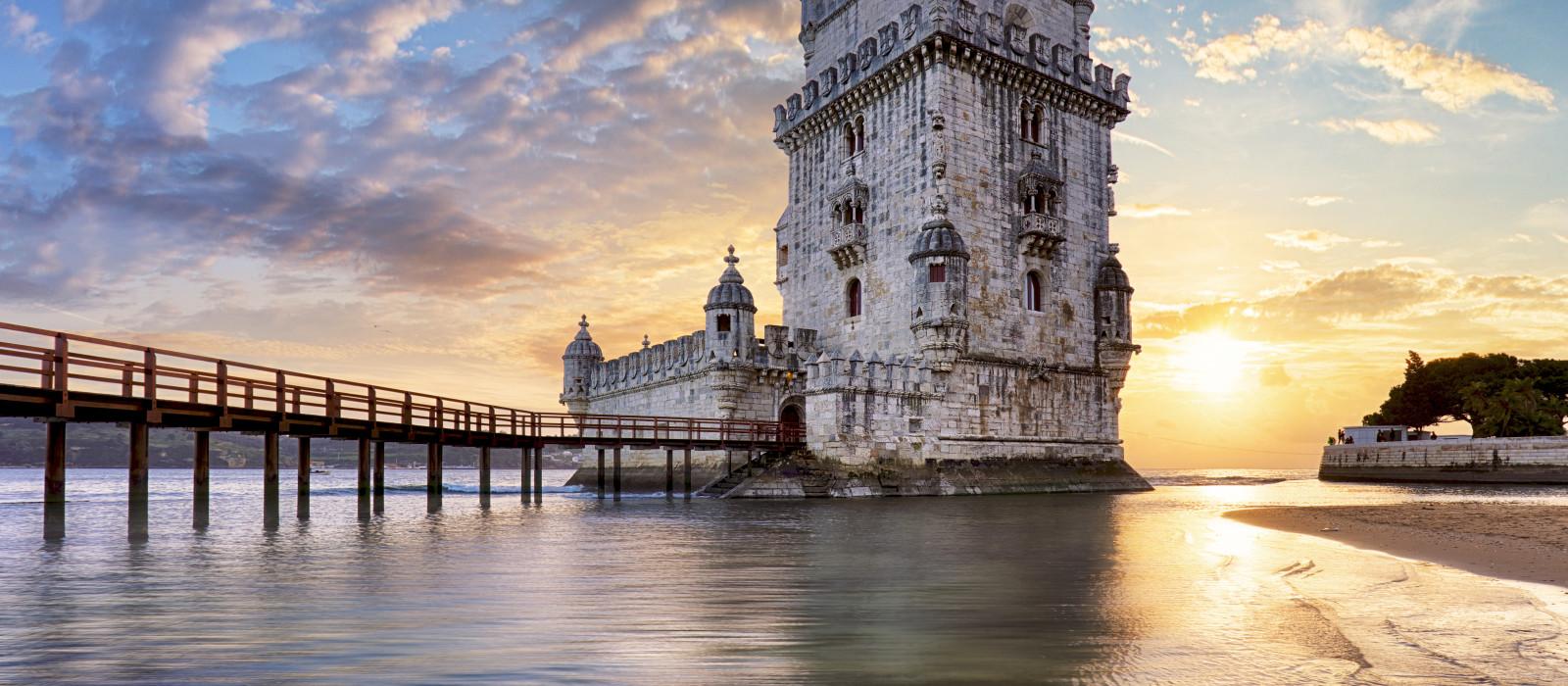 Destination Lisbon Portugal