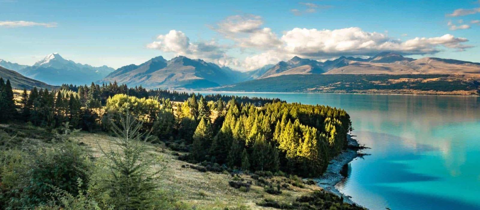 Hotel Valley Views Glamping Otiake Neuseeland